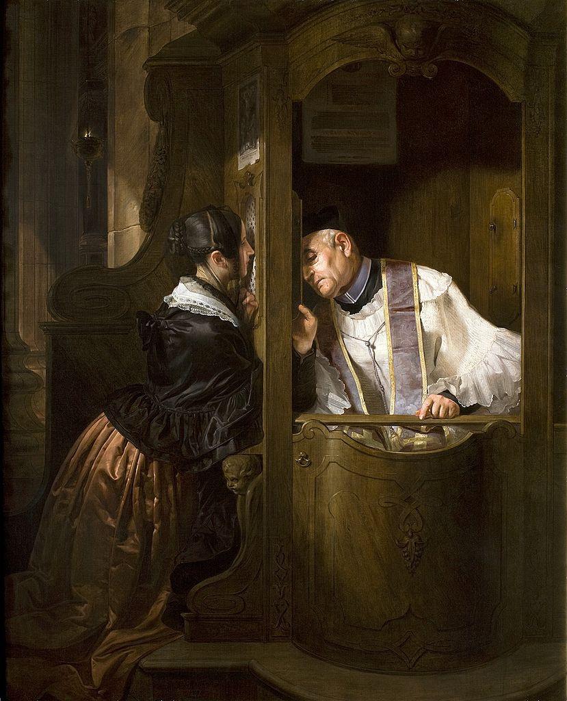 Giuseppe - Molteni. La confessione