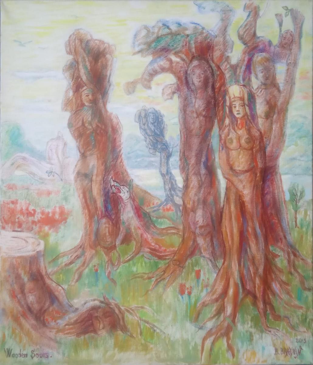 Boris Braynin. Wooden Souis