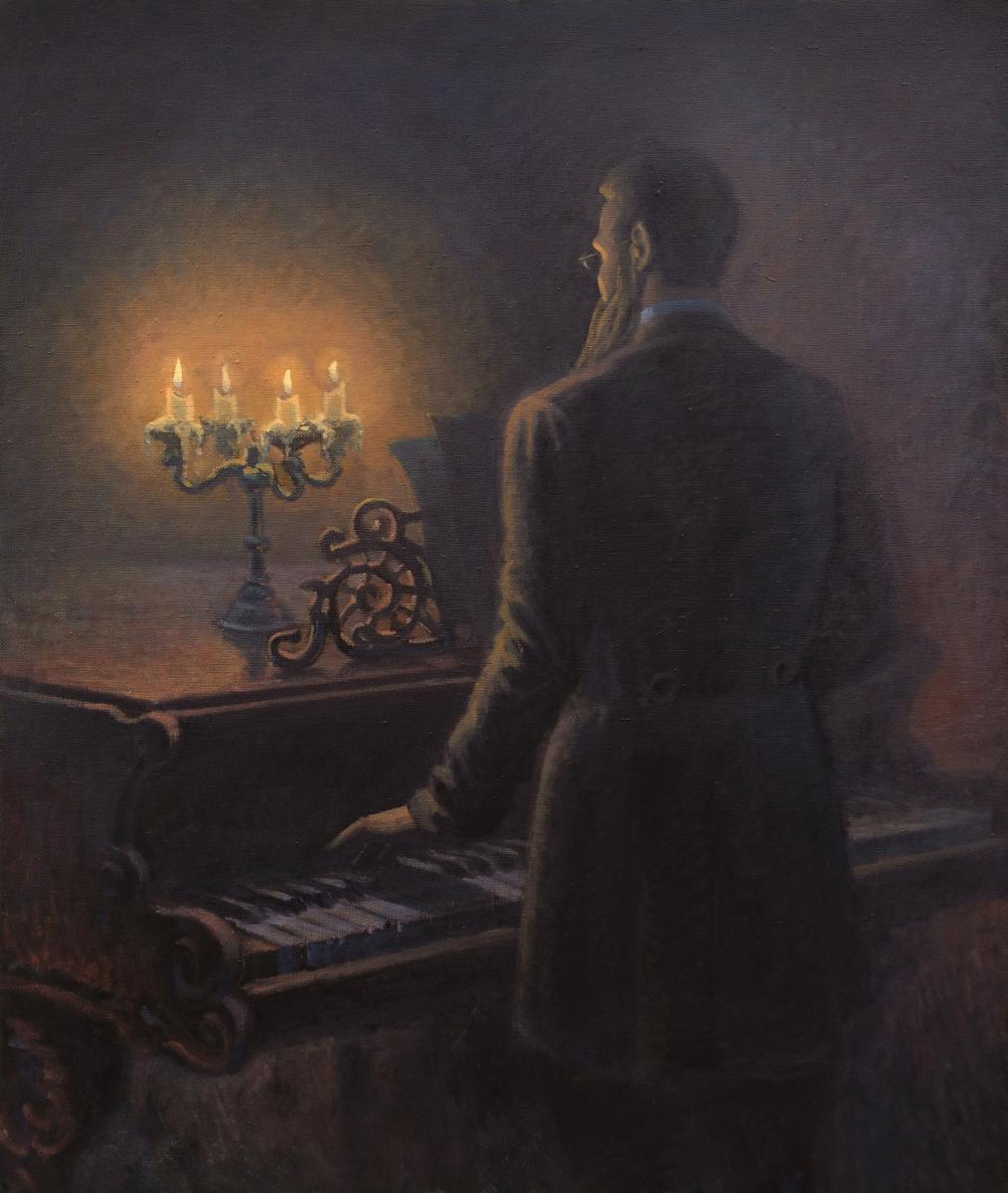 Marat Savelievich Gogaev. Rimsky-Korsakov