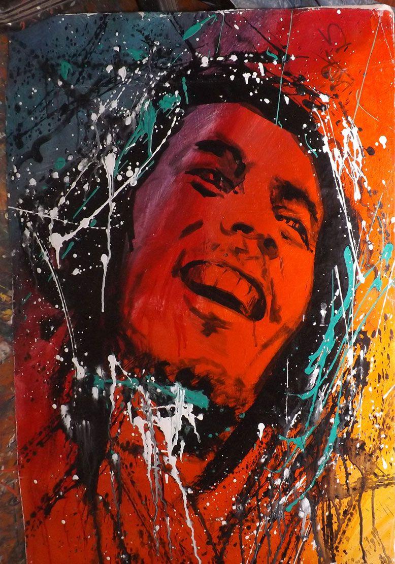 Serg laisk. Bob Marley