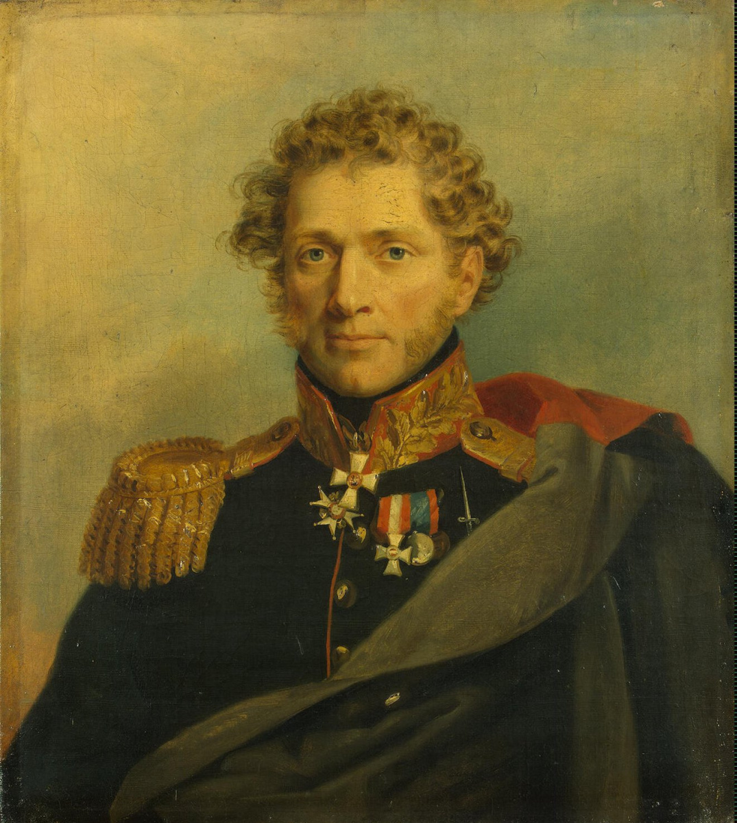 Джордж Доу. Портрет Людвига Вальмодена