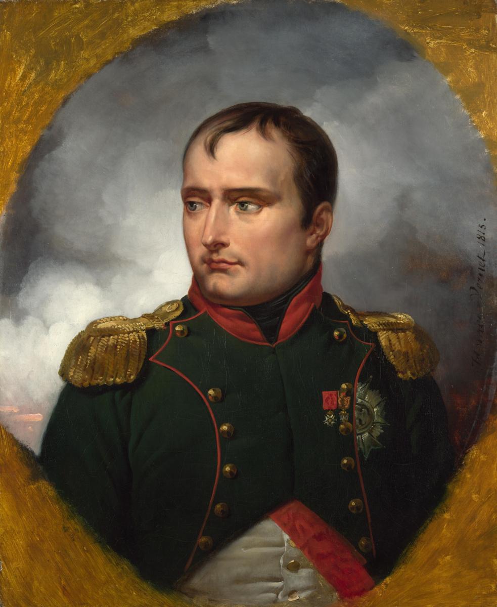 Emil Jean Oras Verne. The Emperor Napoleon I
