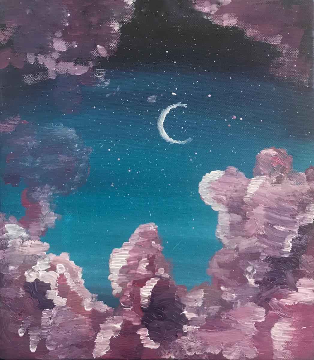 Konstantin Bratchenko. Pink dreams