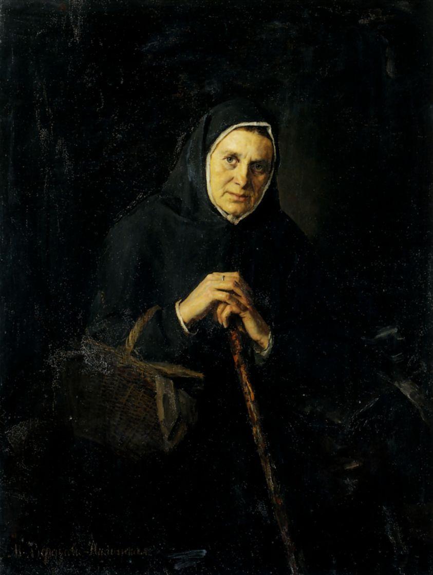 Мария Николаевна Версилова-Нерчинская. Странница