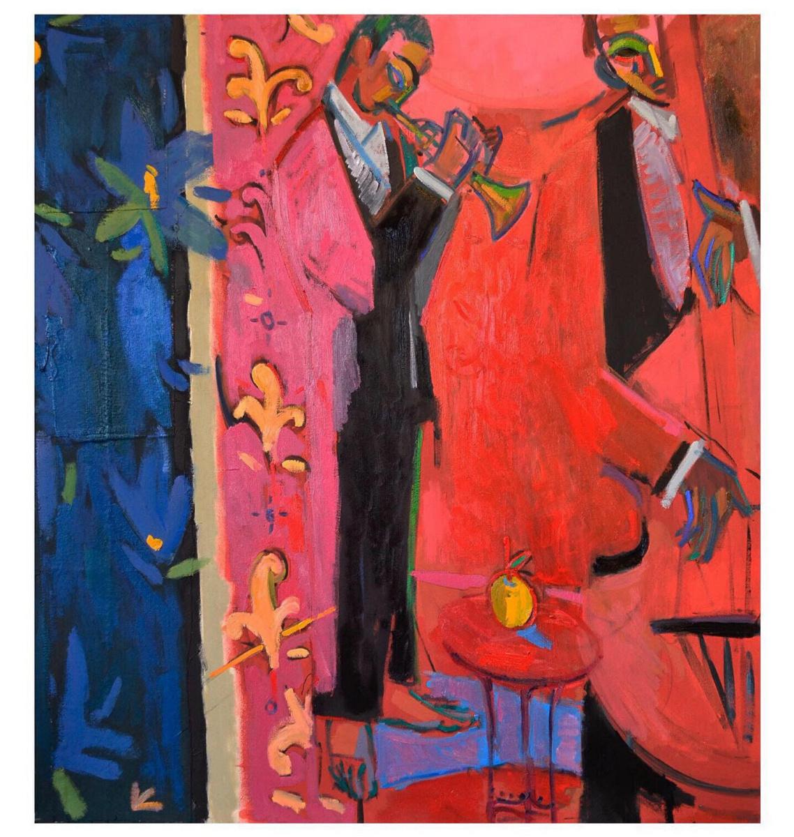 Alexandr Petelin. Music called jazz