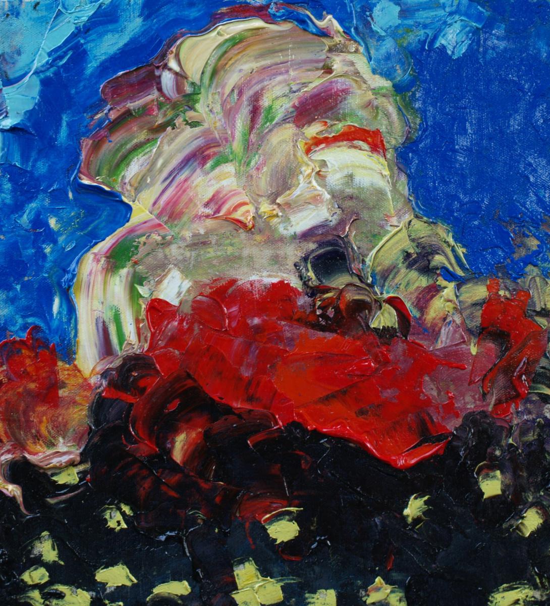 Alexander Ocher Kandinsky-DAE. Listening to the wind