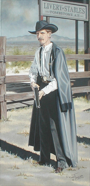 Дебора Вуатт Тейлор. Оружие в руках