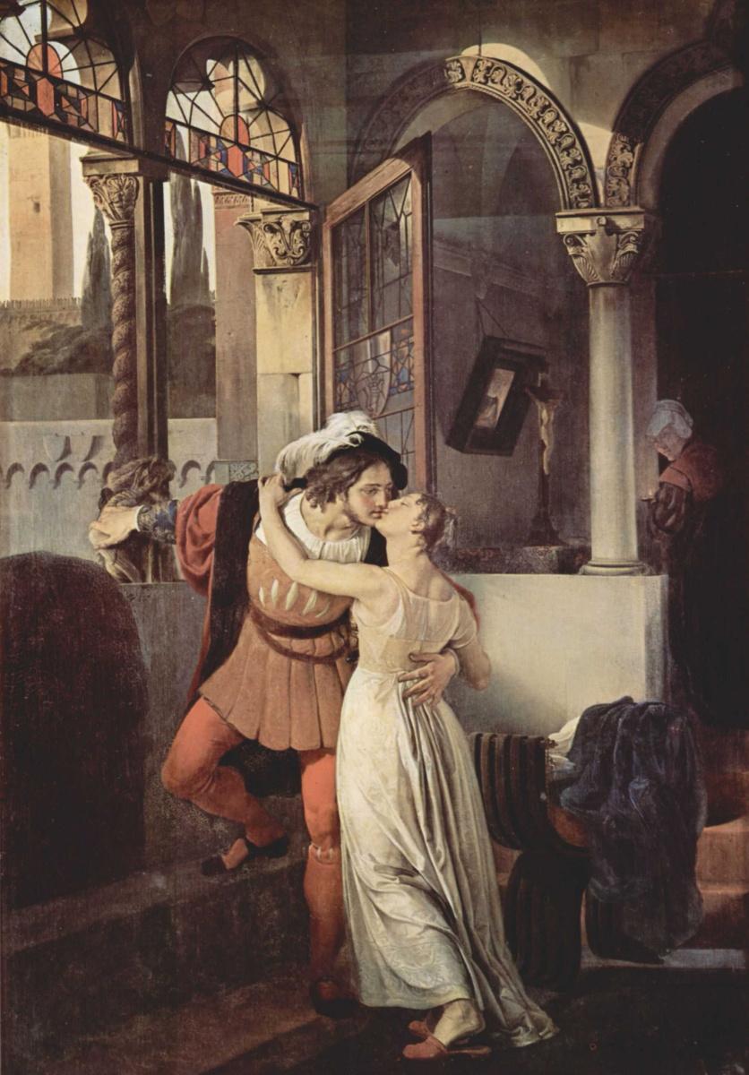 Франческо Айец. Ромео и Джульетта
