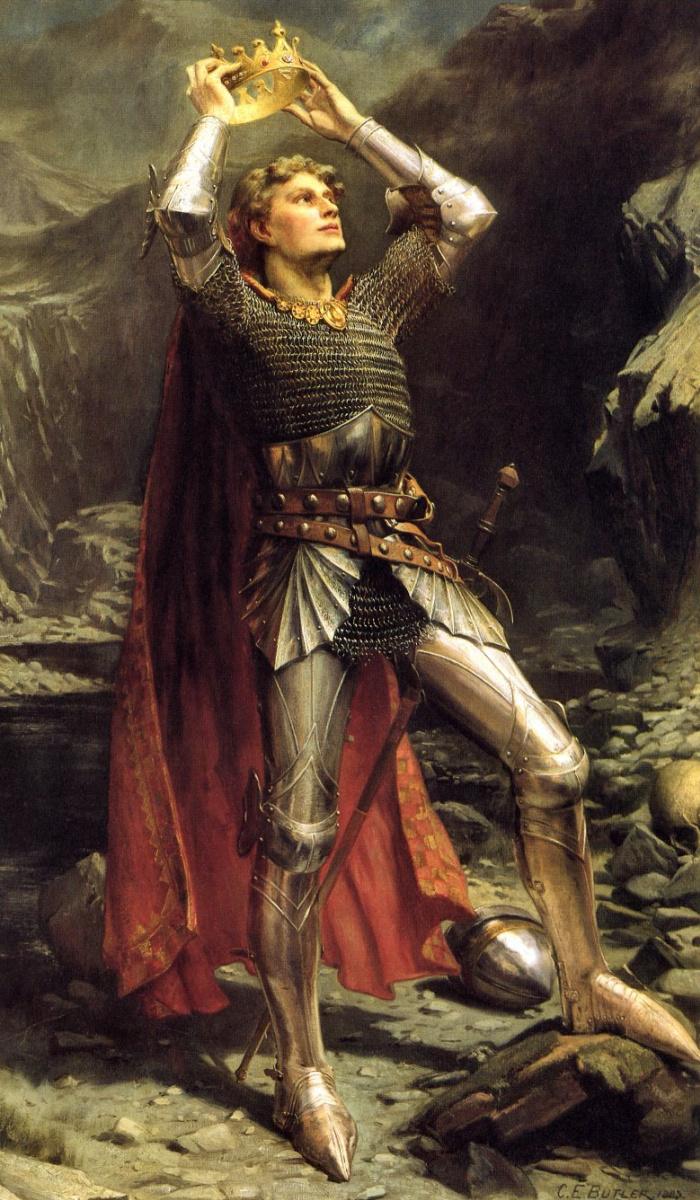 Чарльз Эрнест Батлер. Король Артур