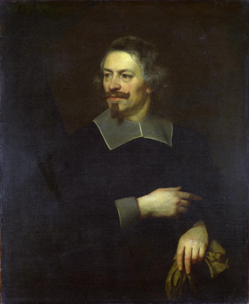 Фламандский. Портрет мужчины
