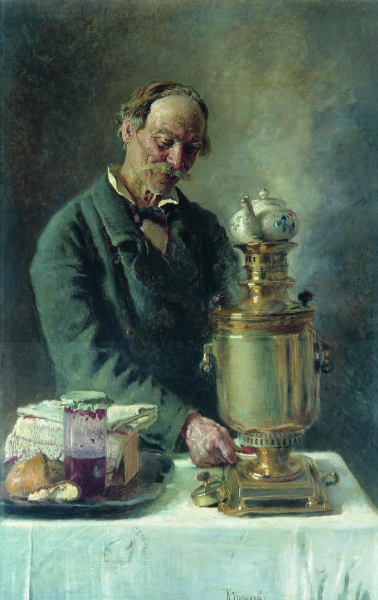 Константин Егорович Маковский. Алексеич