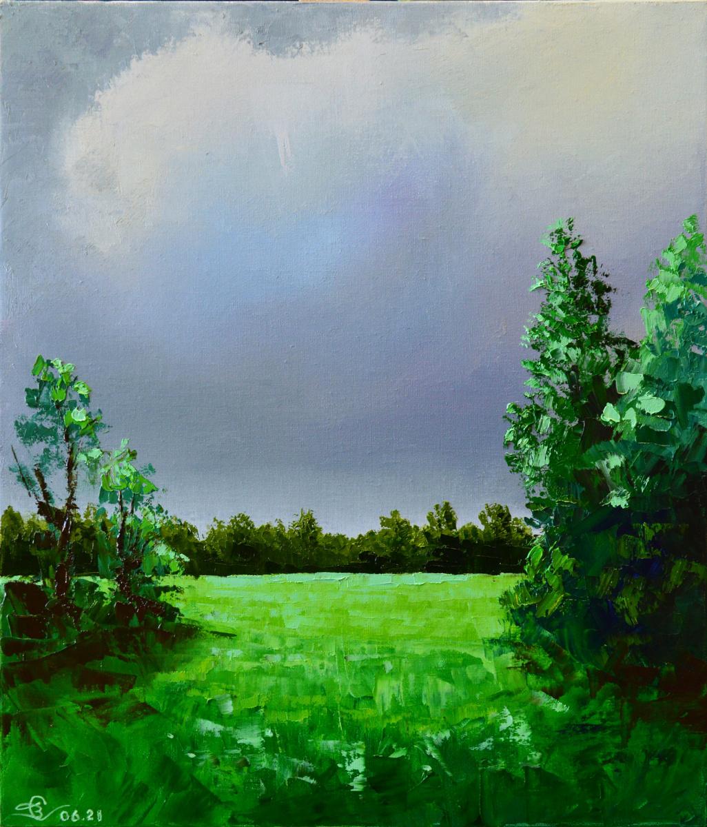 Vadim Anatolyevich Stolyarov. Silence before the rain
