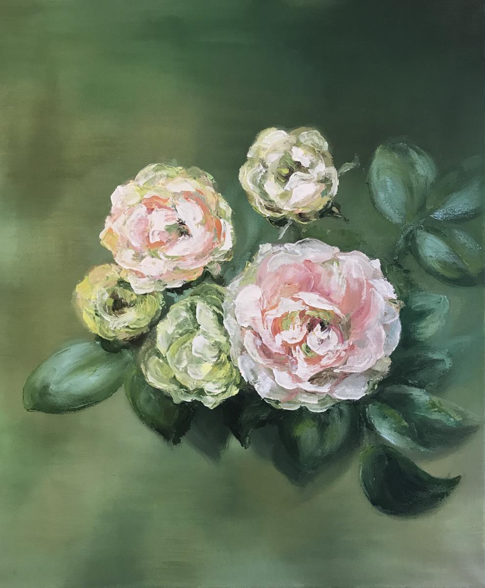 Anastasia Oraina. Roses