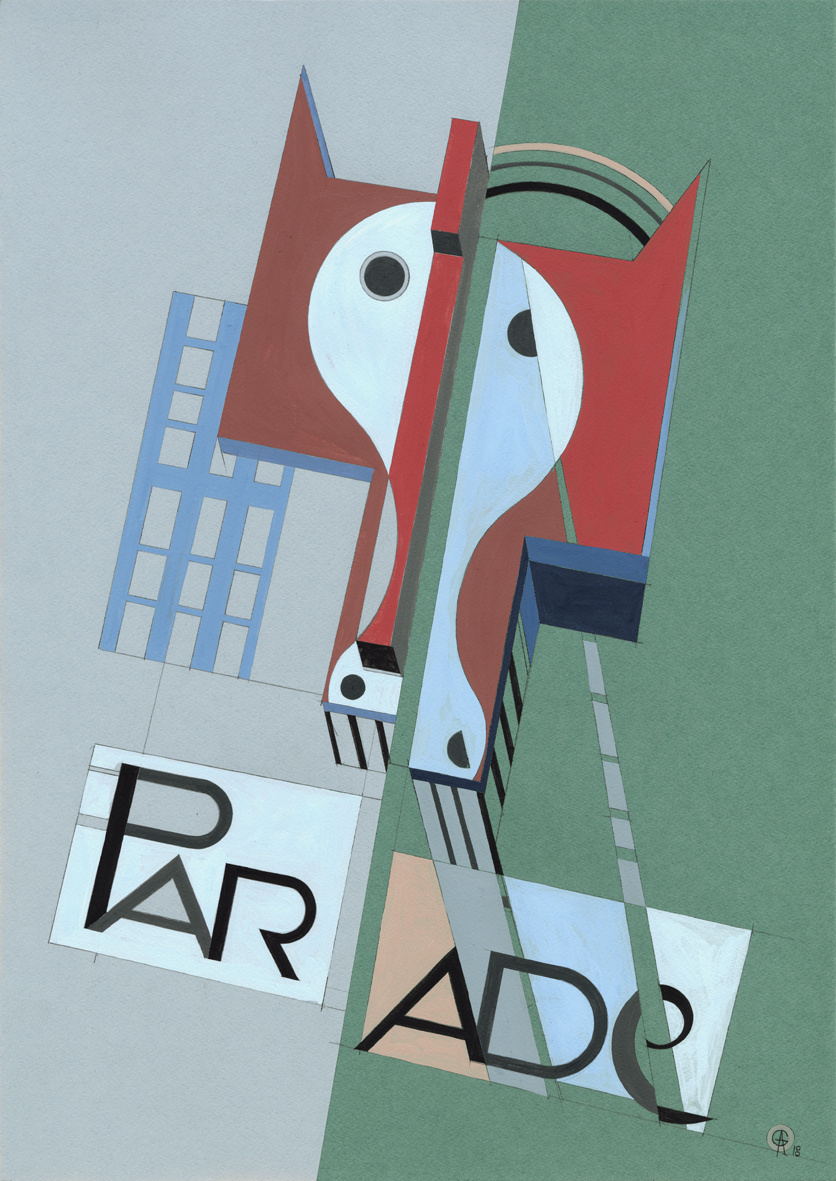 Alex Goncharenko. Parade Parade-100 Series
