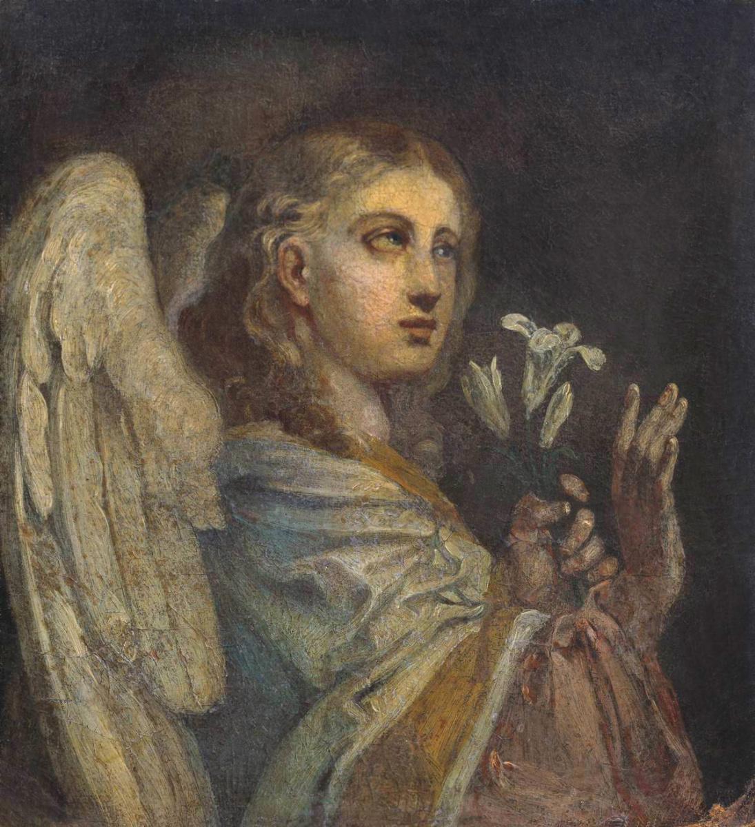Vladimir Lukich Borovikovsky. Archangel Gabriel