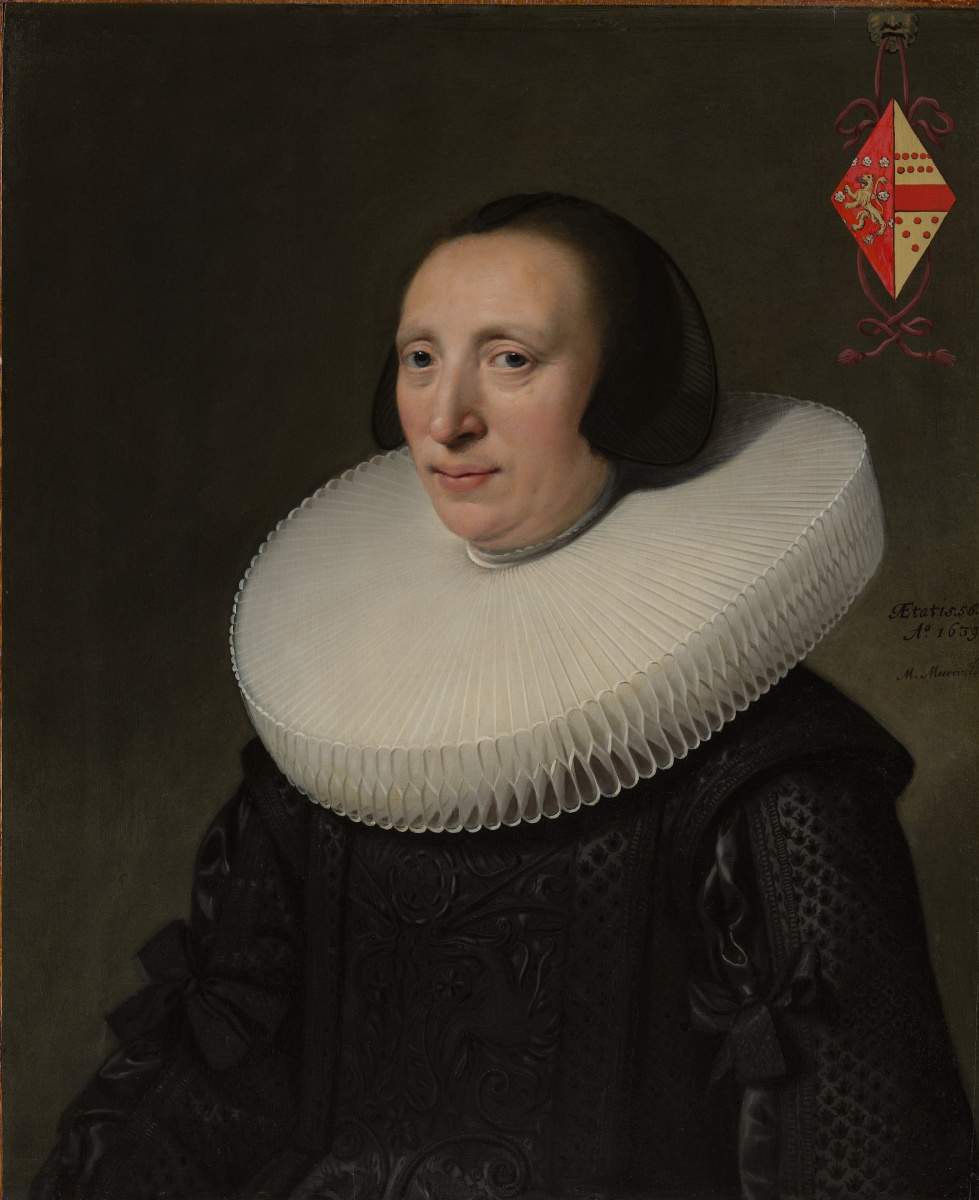 Janson Mihil van Mireveld. Margareta van Clotwijk