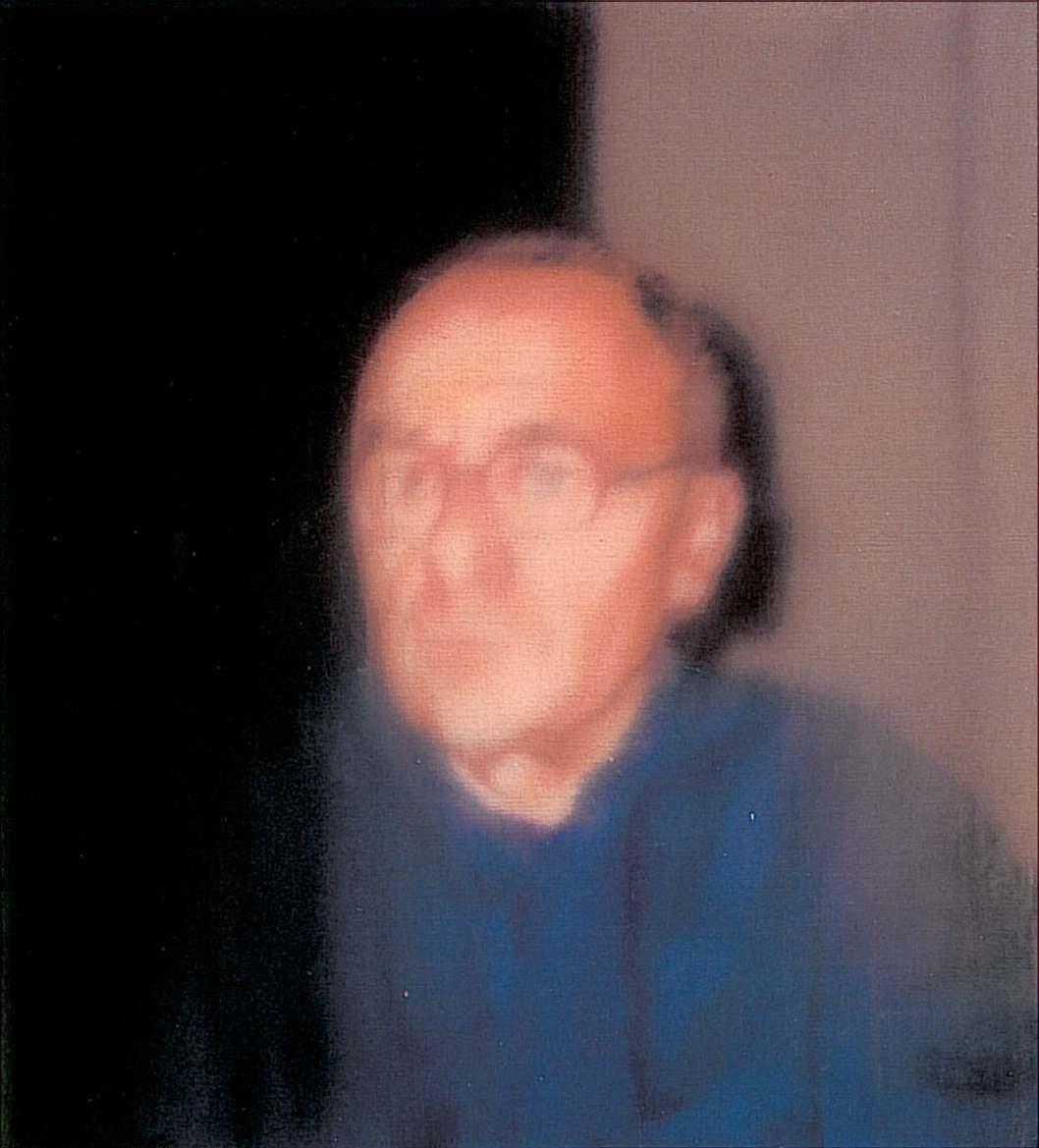 Gerhard Richter. Portrait