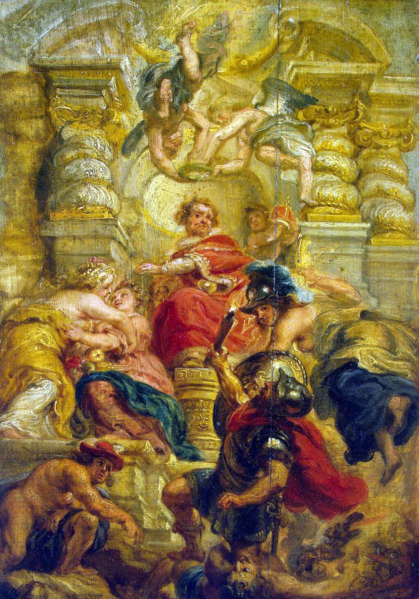 Питер Пауль Рубенс. Мирное правление Иакова I