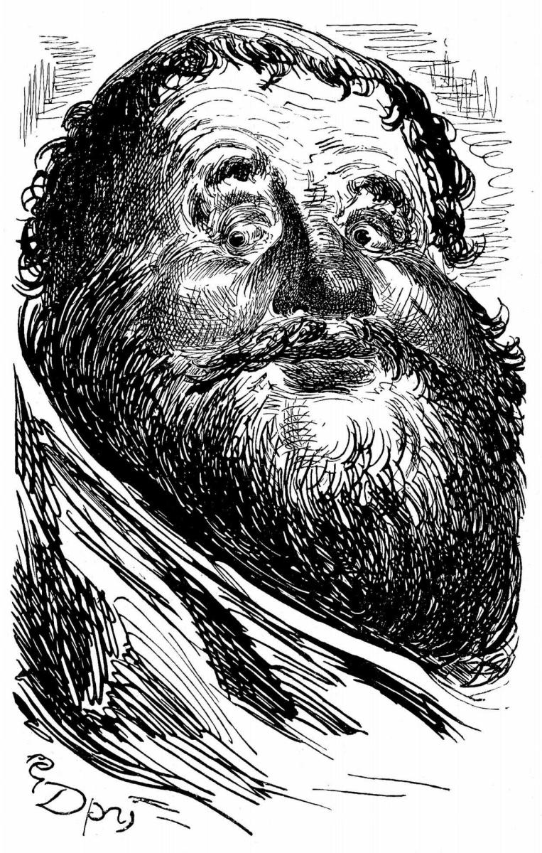 """Поль Гюстав Доре. Иллюстрация к """"Озорным рассказам"""" Бальзака"""