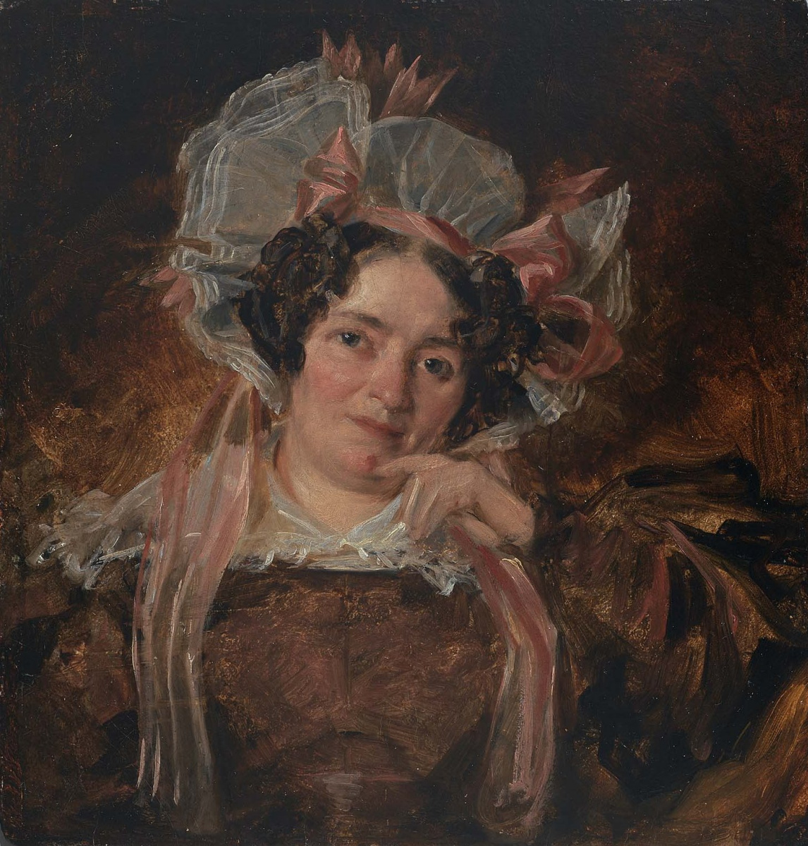 John Constable. Portrait of a woman