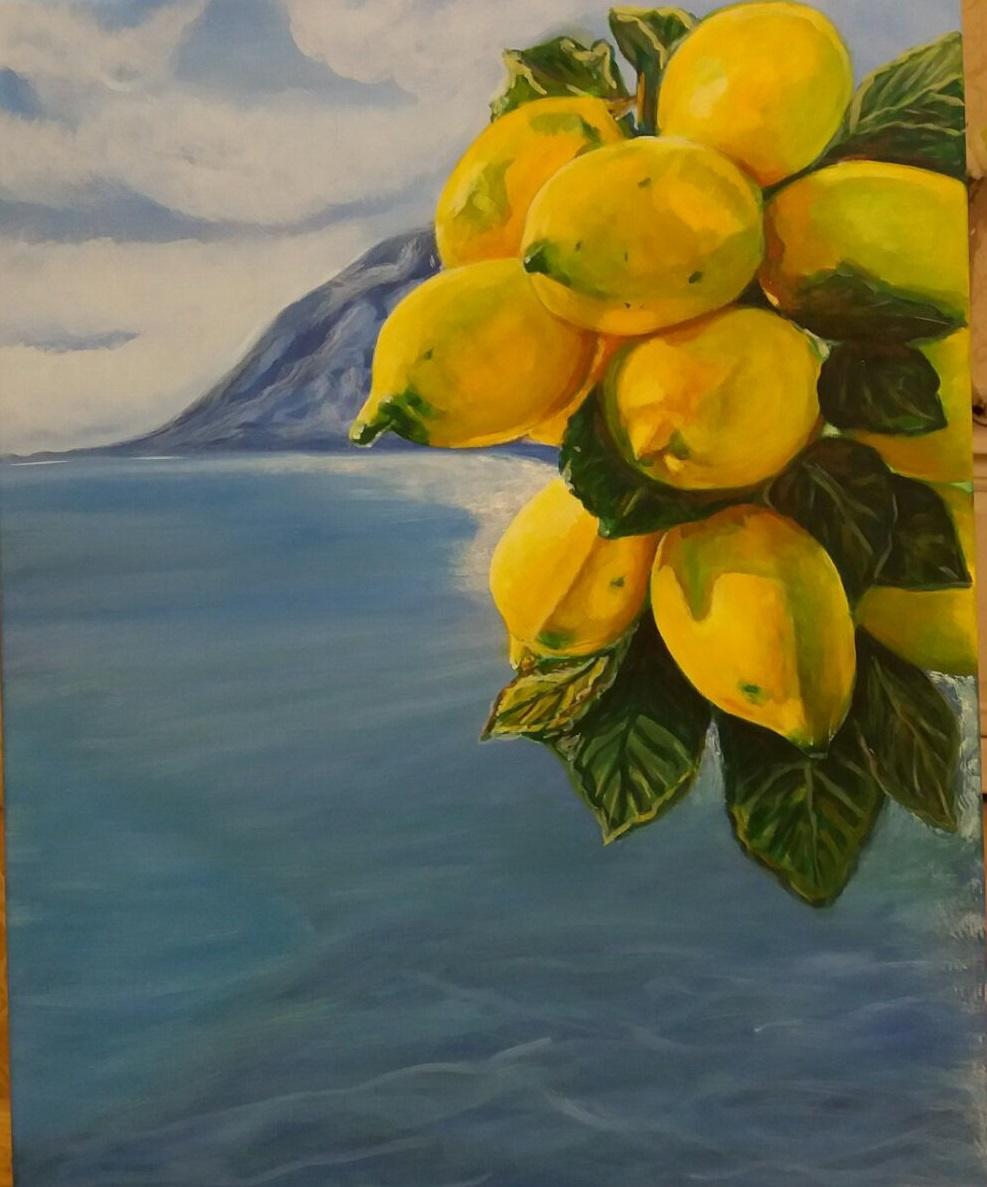 Lyudmila Nikolaevna Yevtushenko. The Lemons Of Amalfi