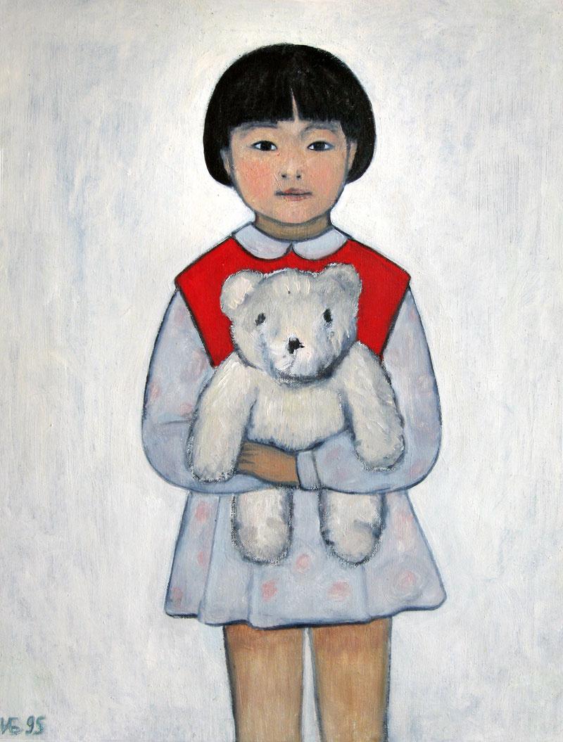 Indira Baldano. Erzhena