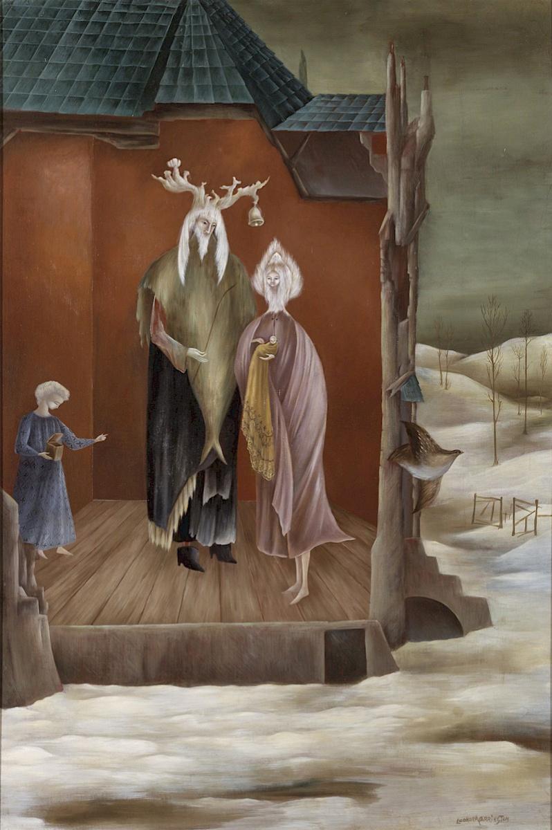 Leonora Carrington. King elk