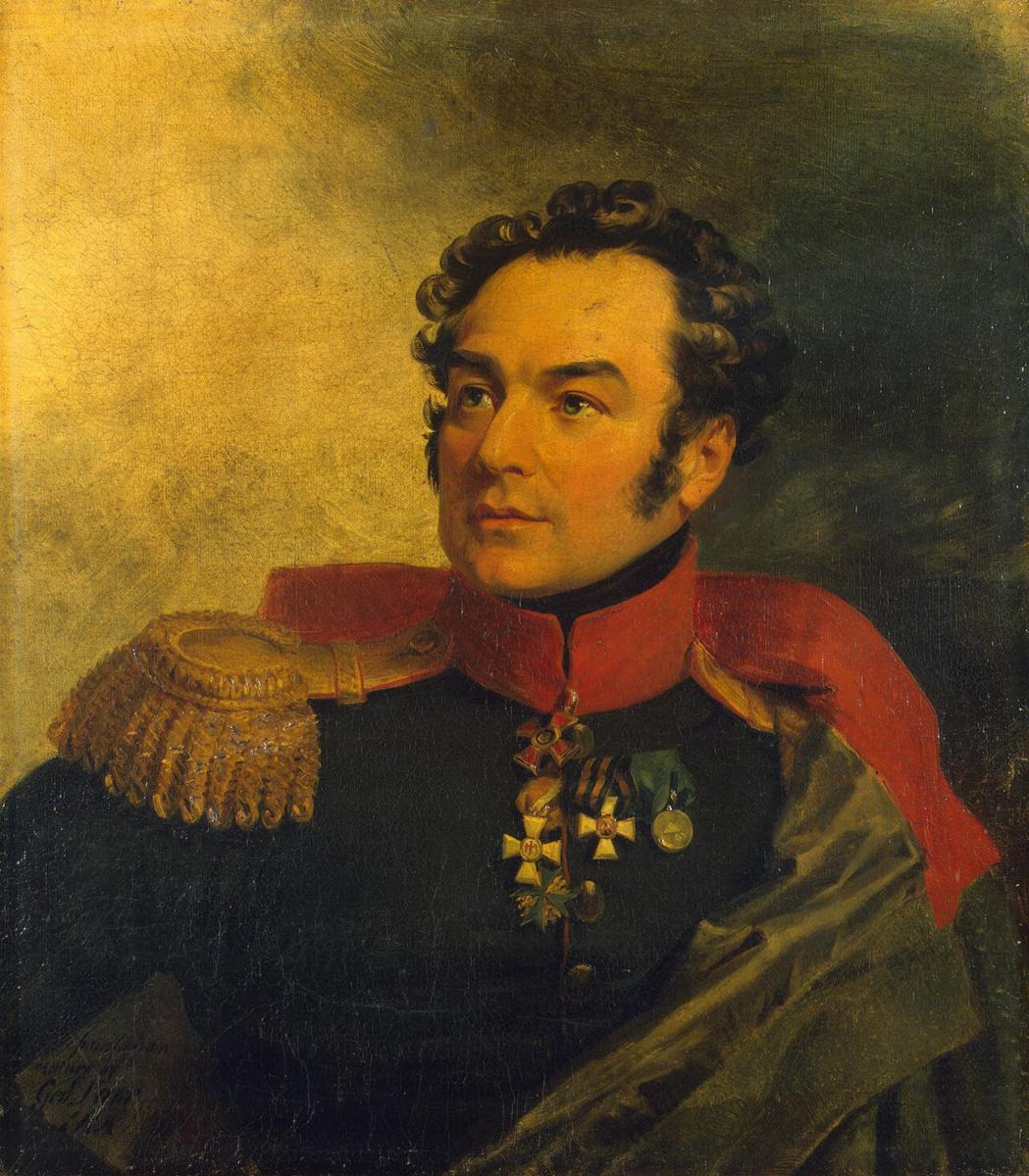 Джордж Доу. Портрет Петра Ивановича Балабина