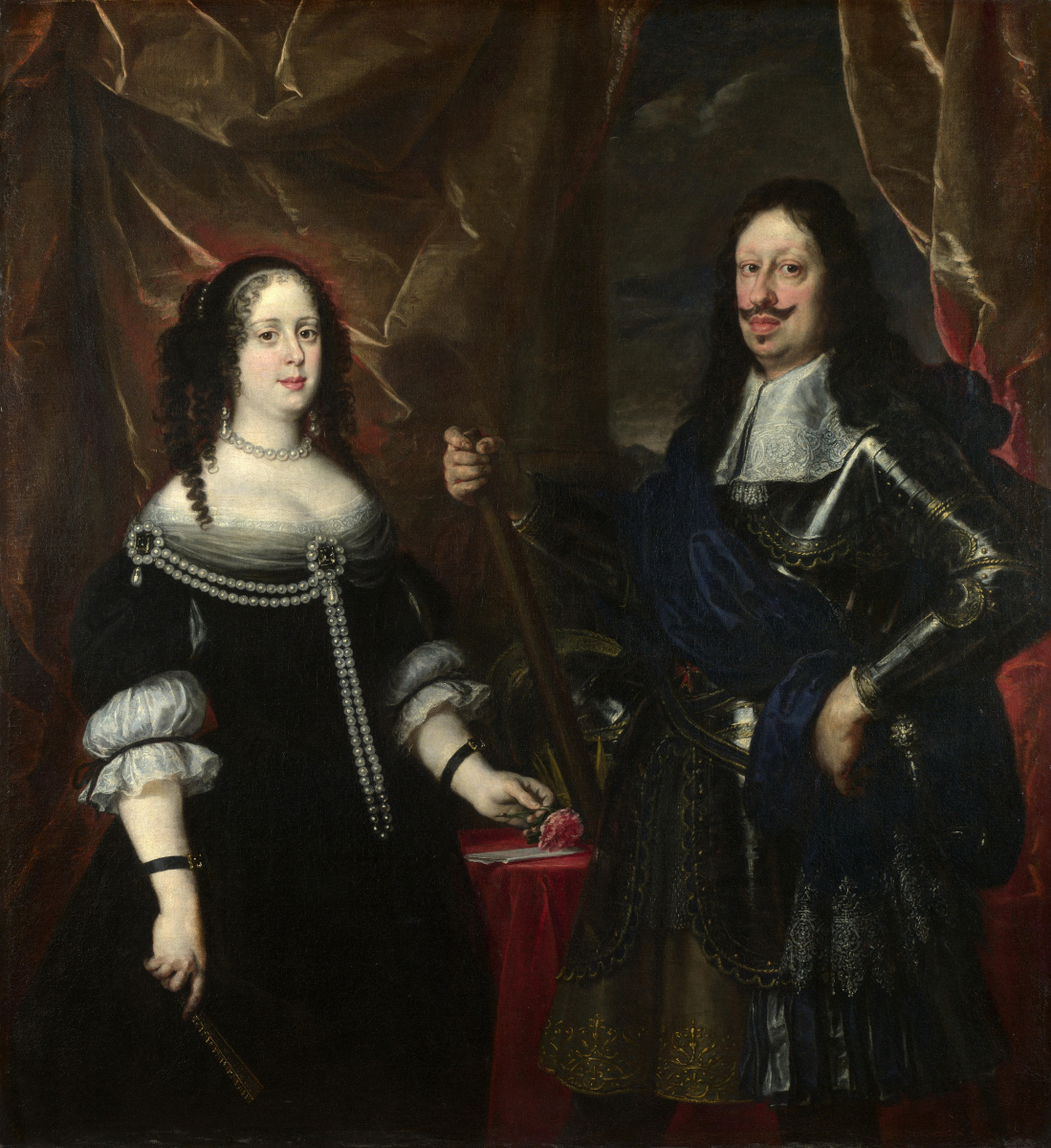 Юстус Сустерманс. Великий князь Фердинанд II