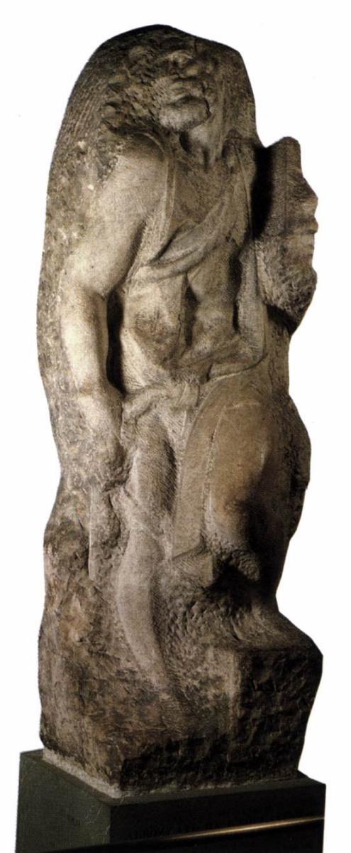 Микеланджело Буонарроти. Сюжет 5