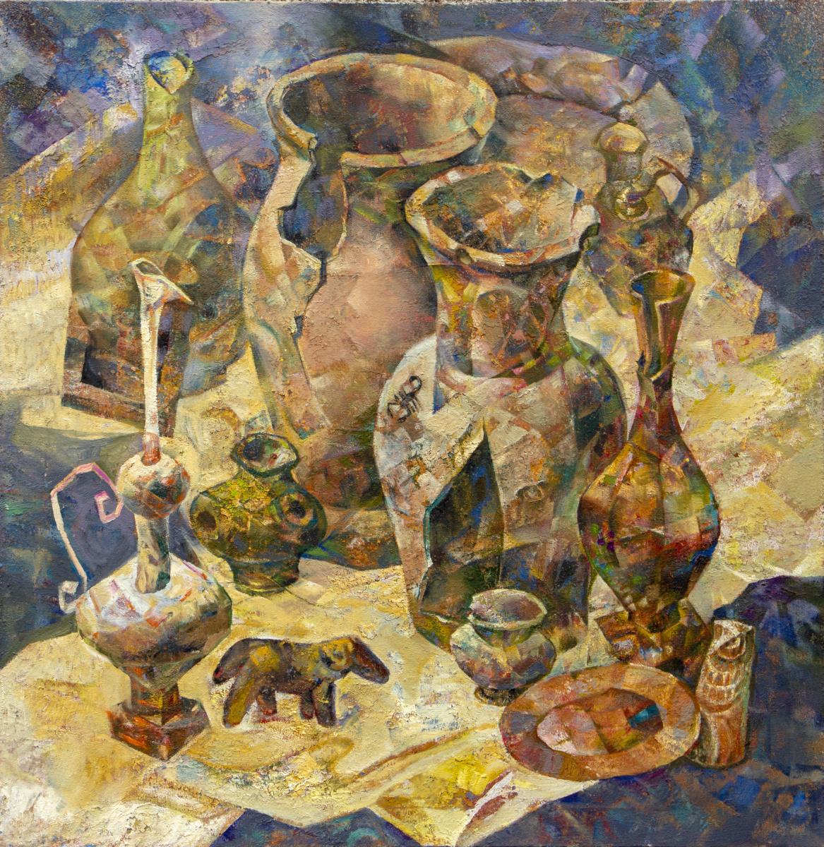Rinat Salimzyanovich Khanafeev. Vaz Ak Tuba