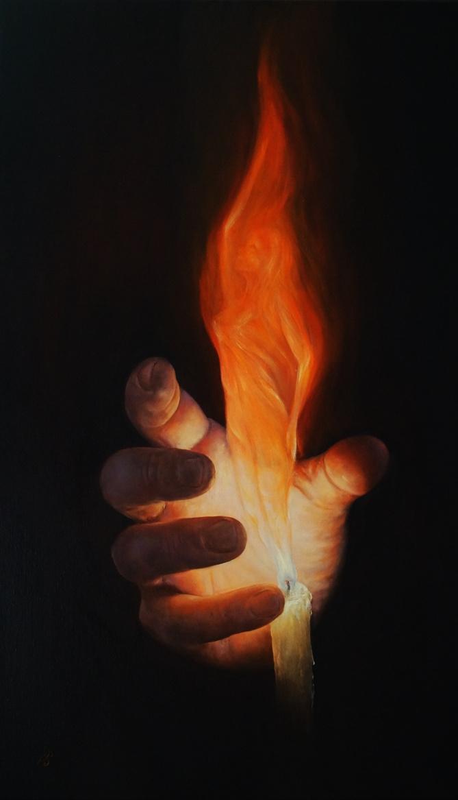 Sergey Kolesnikov. Flame