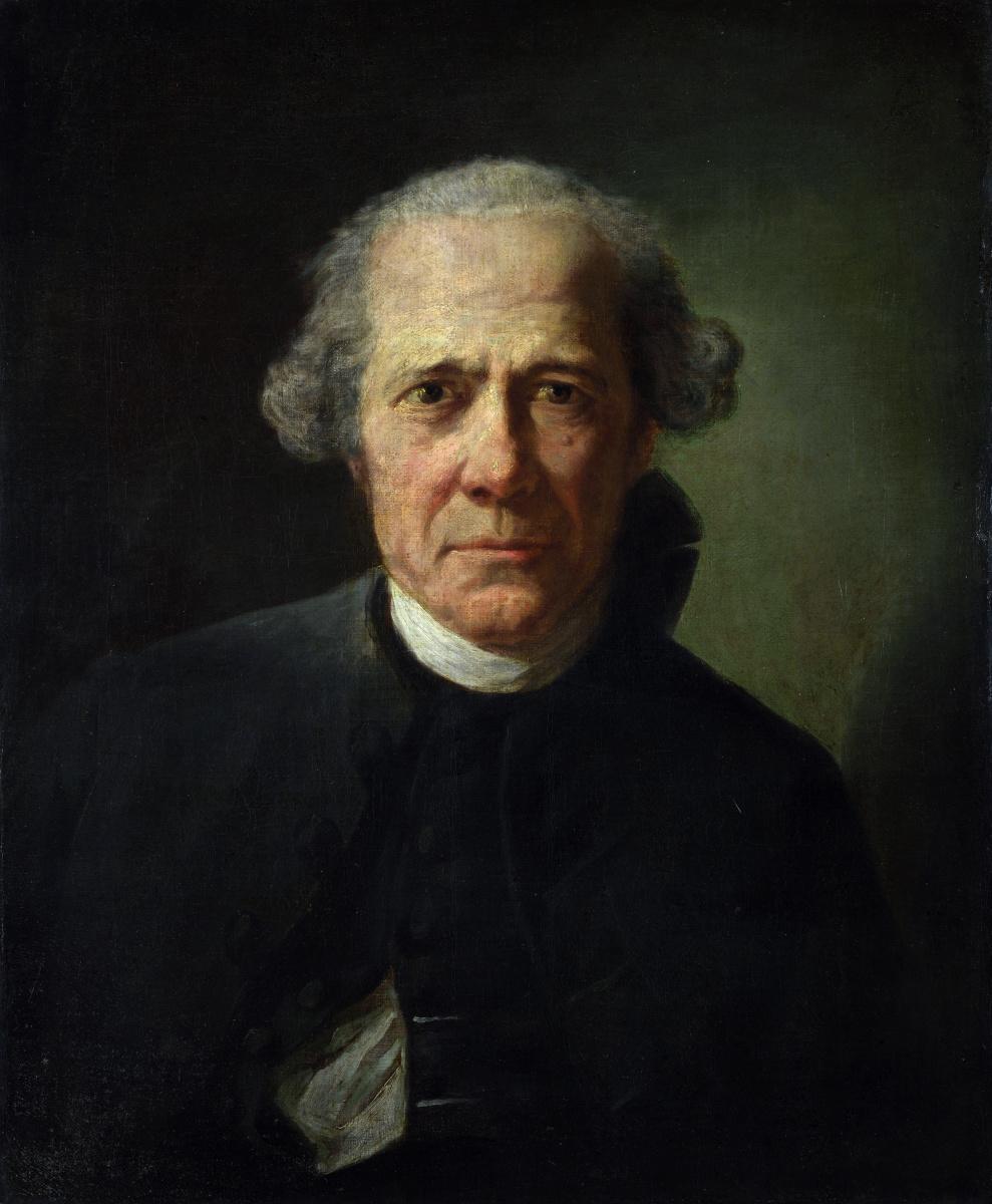 Иосиф Дукпеух. Портрет мужчины
