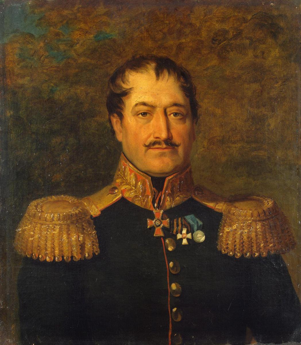 Джордж Доу. Портрет Ивана Семеновича Жевахова