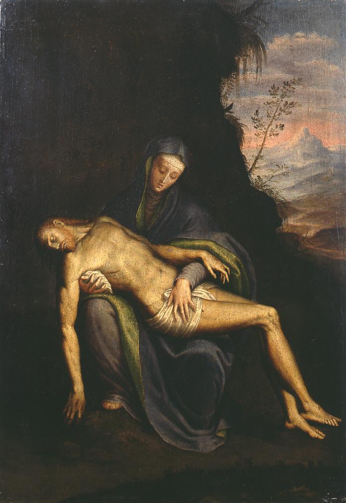 Sofonisba Anguissola. Pieta