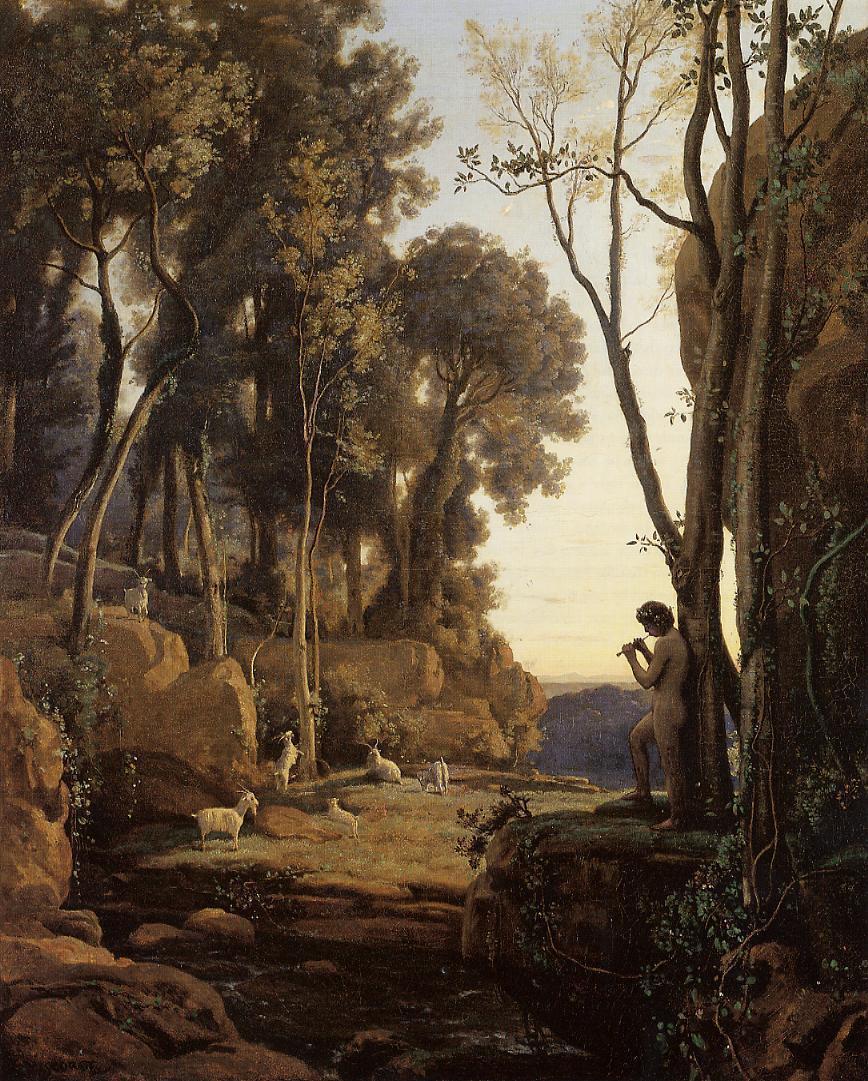 Камиль Коро. Пейзаж