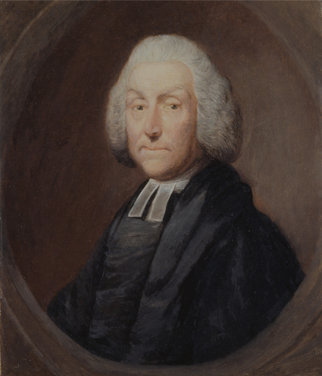 Thomas Gainsborough. Reverend Samuel Uvedale