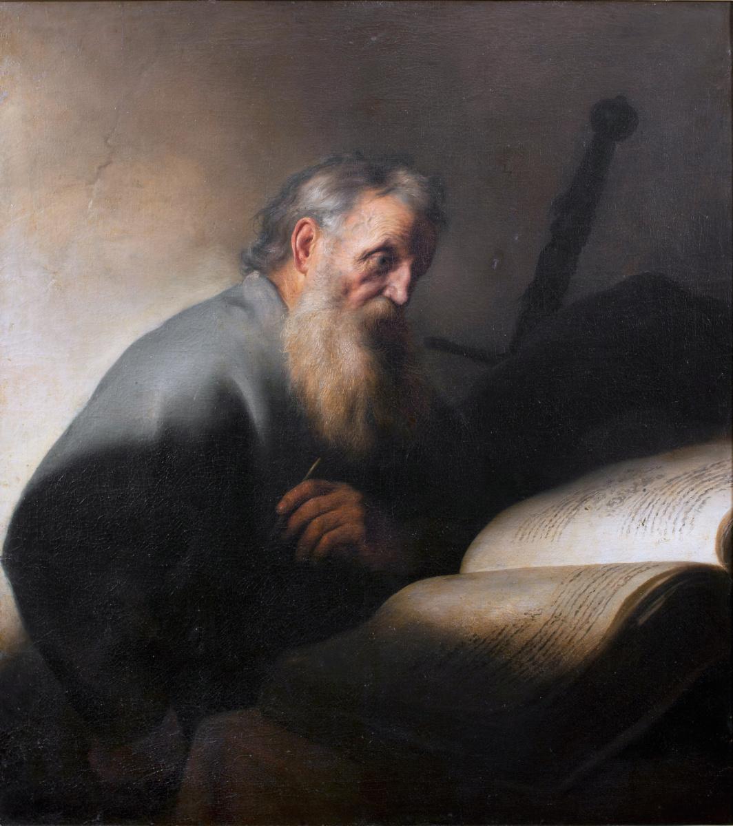 Ян Ливенс. Святой Павел