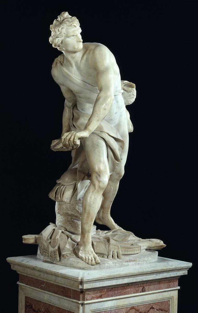 Джованни Лоренцо Бернини. Давид