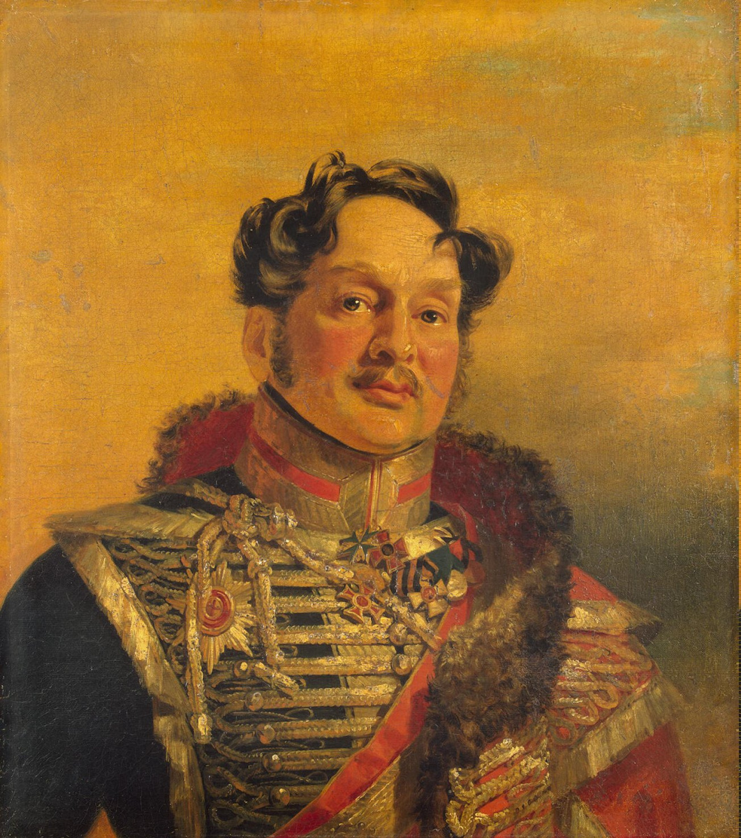 Джордж Доу. Портрет Михаила Ивановича Мезенцева