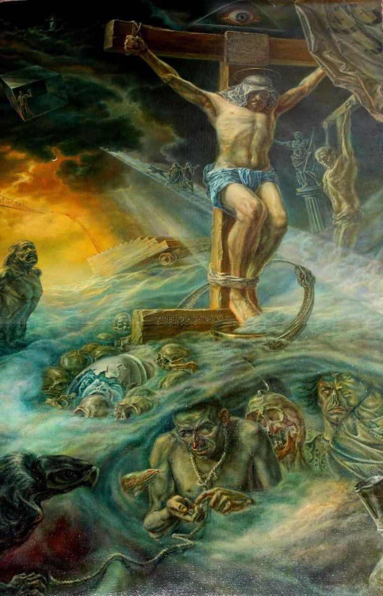 Alexander Petrovich Botvinov. The astral body