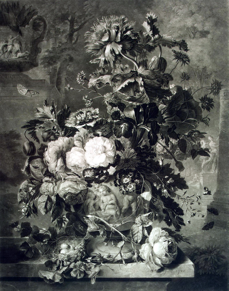 Ричард Ирлом. Цветы