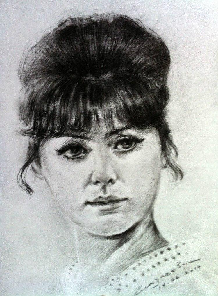 Olga Glazacheva. Natalia Selezneva