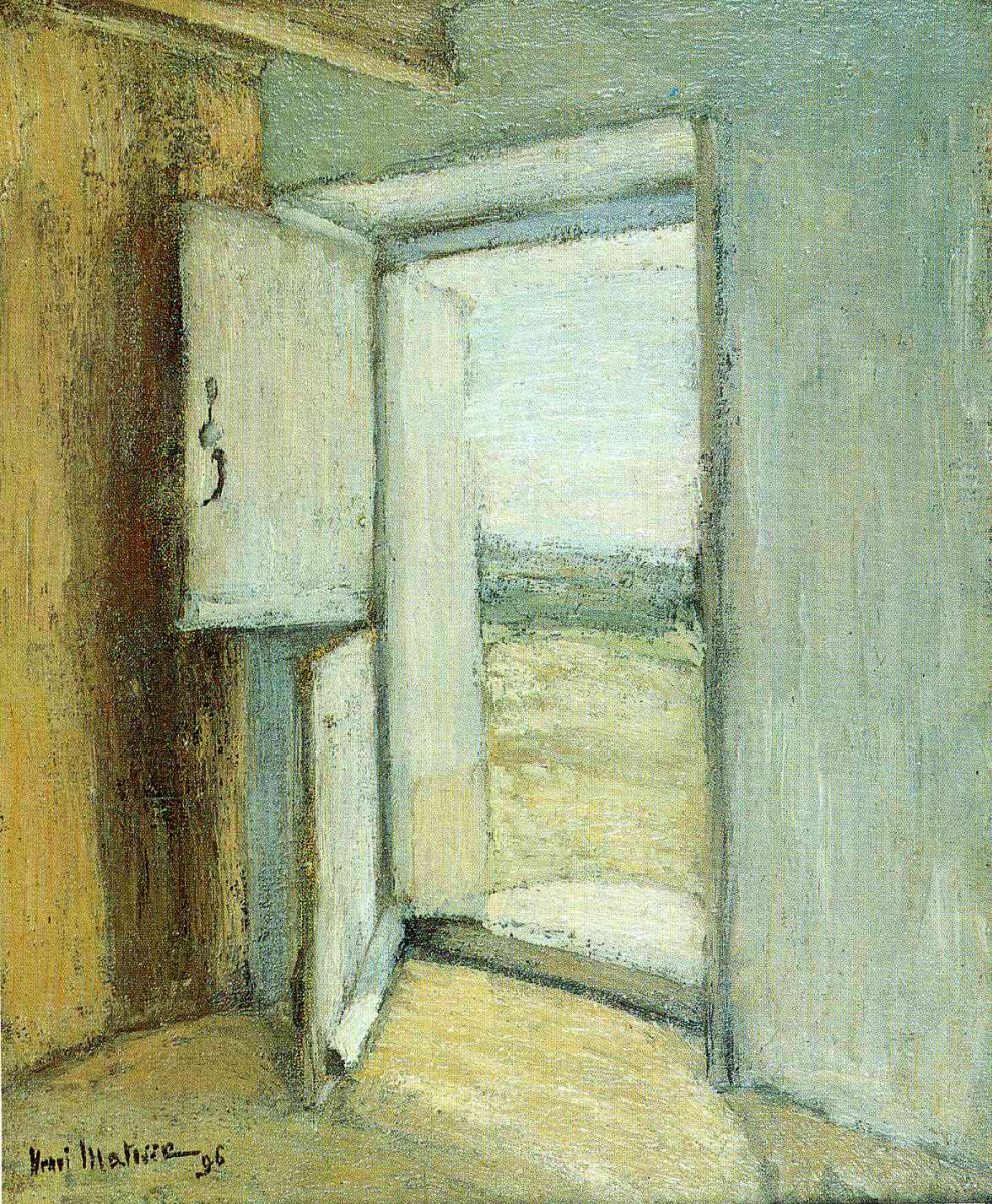 Анри Матисс. Дверь