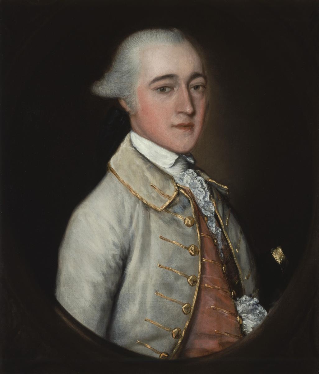 Thomas Gainsborough. Sir John Durbin