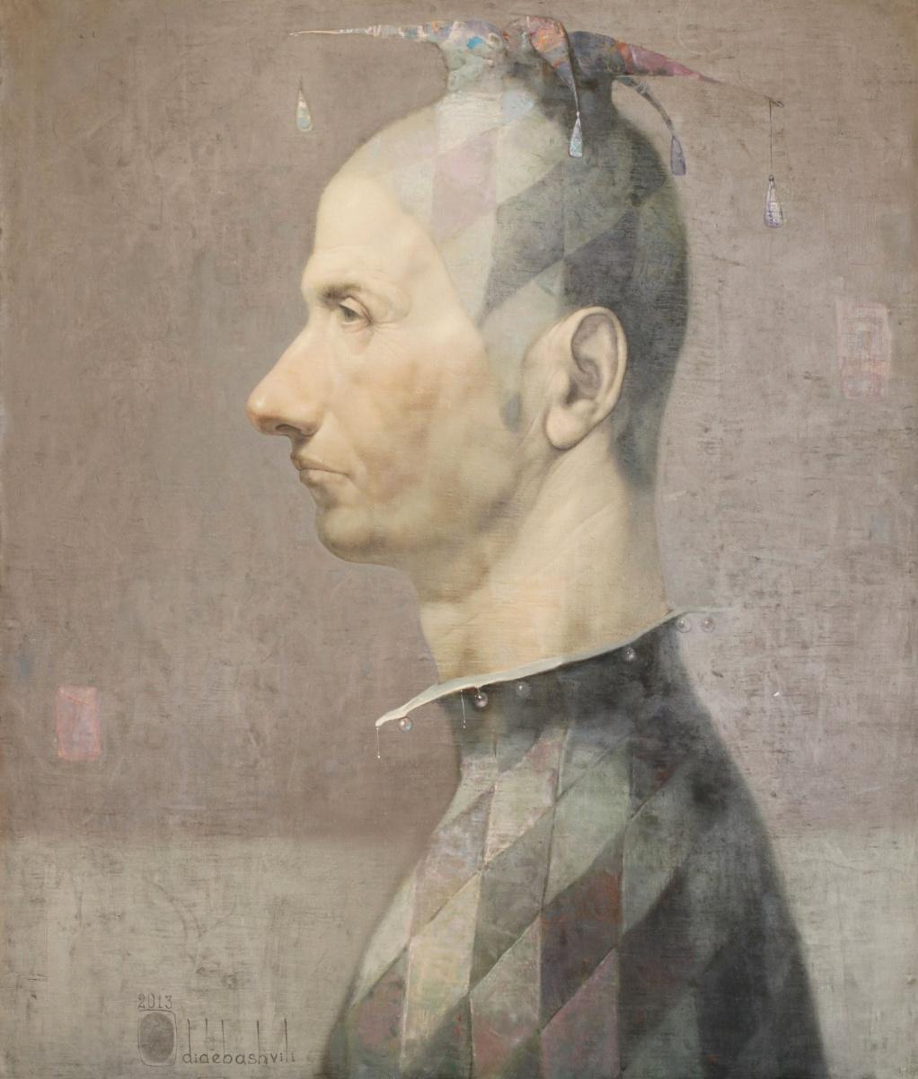 Mamuka Didebashvili. Harlequin