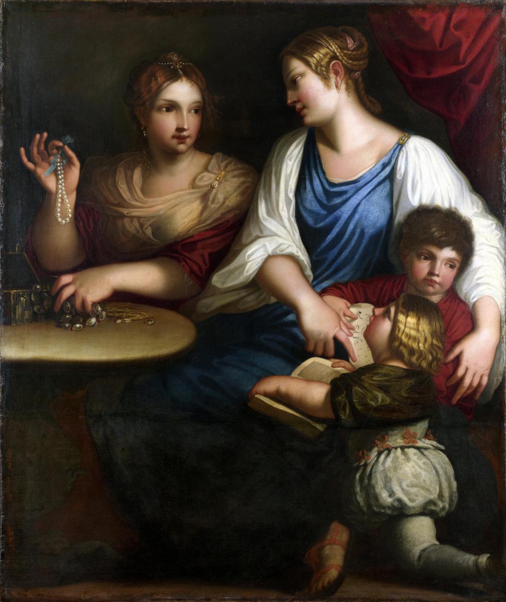 Падованино После. Корнелия и ее сыновья