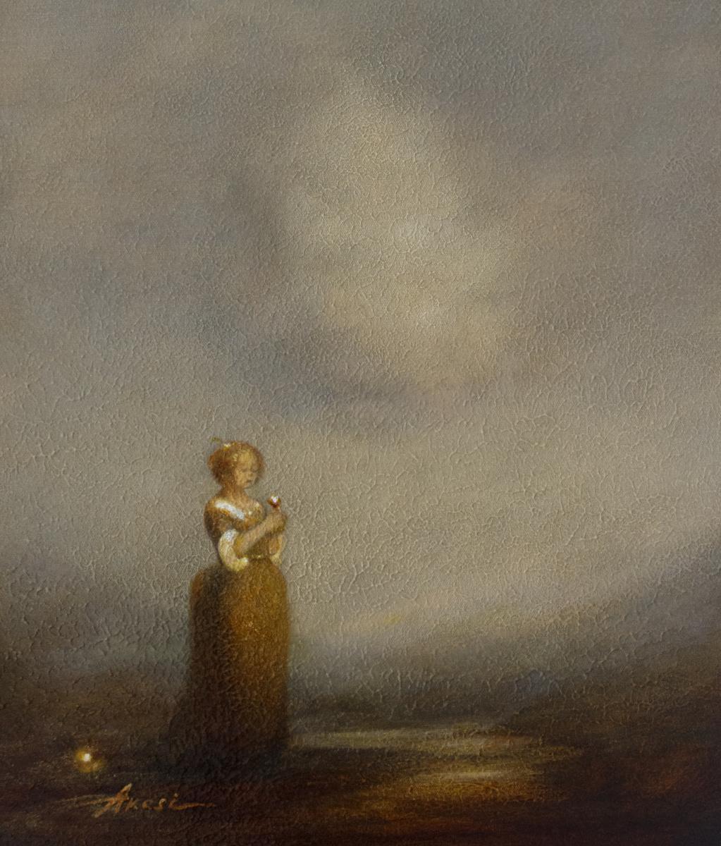 Ольга Акаси. Delicate little cloud