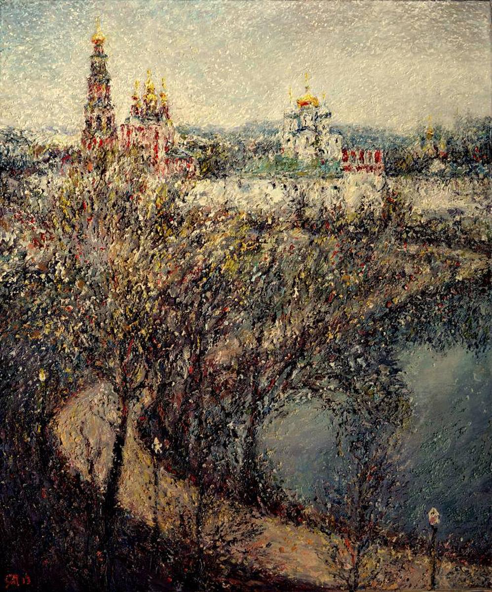Alexey Leonidovich Yakimov. Novodevichy