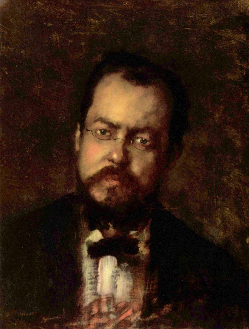 Nicolae Grigorescu. Portrait Of La Force